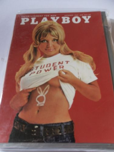 Playboy (Official) Greeting Card (PB7)